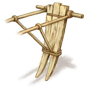 Древние почвообрабатывающие орудия
